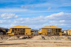 budowy nowego domu zdjęcie royalty free