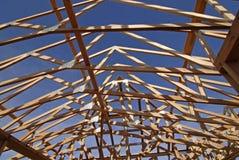 budowy nowego domu Obraz Stock