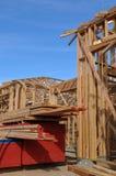 budowy nowego w domu obraz royalty free