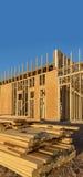 budowy nowego w domu obraz stock