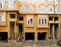 budowy nowy domowy Obraz Royalty Free
