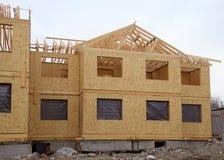 budowy nowy domowy obrazy royalty free