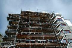 budowy nowy domowy Obraz Stock