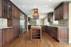 budowy nowy domowy kuchenny obrazy royalty free