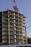 budowy pojęcia dom nowy Zdjęcie Royalty Free