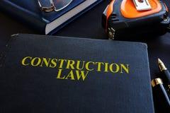 Budowy prawo okulary książkowi zdjęcia royalty free