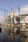 budowy quayside Obraz Stock