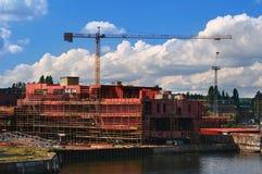budowy statku Obraz Stock