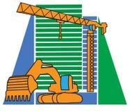Budowy wyposażenie i dom Zdjęcie Stock