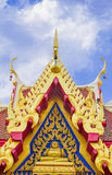 BudThailand - Wat Bang Phra. Stock Photo