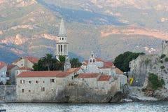 Budua, Montenegro Immagine Stock Libera da Diritti