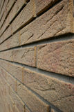 budująca domowa nowa ściana Obraz Royalty Free