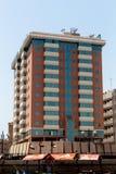 Budujący na obrzeżach Dubaj, UAE obrazy stock
