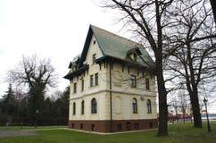 Budujący w Palic, Subotica Fotografia Stock