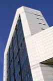 buduje 4 nowoczesnego urzędu Obrazy Stock