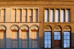 buduje historyczny Memphis tn zdjęcie stock