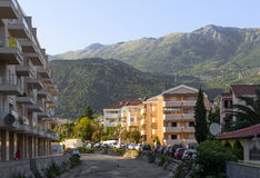 Budva Черногория Стоковое Изображение