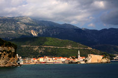 Budva. Royalty Free Stock Photo
