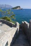 Budva Stock Photo
