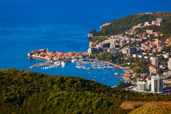 Budva coastline - Montenegro Stock Photos