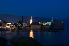 Budva dancer sculpture, Budva, Montenegro Royalty Free Stock Photography