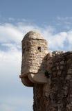 Budva miasta ściany, Montenegro Zdjęcie Royalty Free
