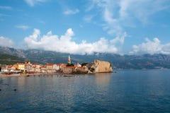 budva montenegro Стоковая Фотография RF