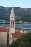 budva montenegro Стоковое Изображение
