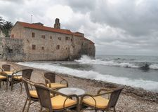 Budva - Montenegro Stock Photo