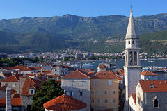 Budva, Montenegro immagini stock