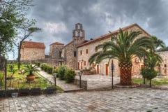 Budva Montenegro Royalty-vrije Stock Afbeeldingen