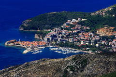 budva Montenegro Obrazy Royalty Free