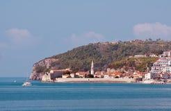 Budva. Montenegro zdjęcia stock