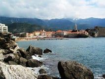 Budva, Montenegro Stockfotografie