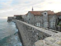 Budva, Montenegro Imagem de Stock