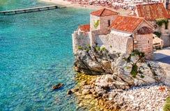 Budva, Montenegro - adriatisches Meer Lizenzfreie Stockfotos
