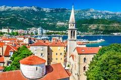Budva, Montenegro Royalty Free Stock Images