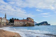 Budva, Montenegro E Imagenes de archivo