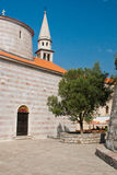 Budva, Montenegro Royalty Free Stock Photos