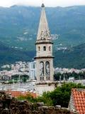 Budva Montenegro. Old city city view Royalty Free Stock Photo