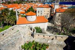 Budva old city Stock Photo