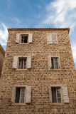 Budva old town Royalty Free Stock Images
