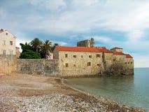 Budva old town, Montenegro Royalty Free Stock Image
