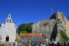 Budva Old Town,Montenegro Royalty Free Stock Image