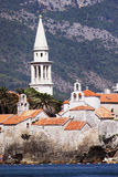 Budva Panorama Stock Photography