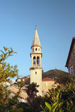 Budva Panorama Royalty Free Stock Photography
