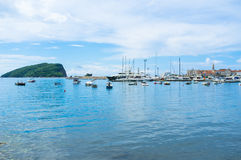 The Budva Riviera Stock Photography