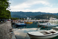 Budva Royalty Free Stock Photo