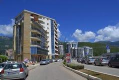 Budva town,Montenegro Royalty Free Stock Photo