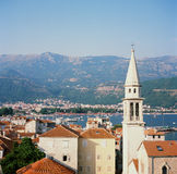 Budva view, Montenegro Stock Images